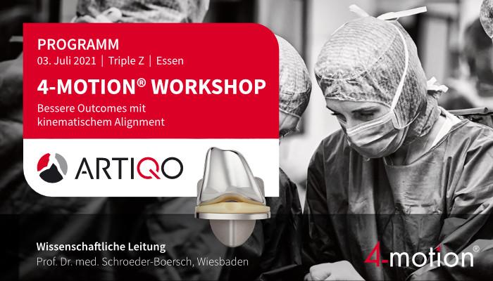 4-motion Workshop